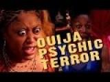 Fake Psychic Horrifies Customers With Eye-Popping Ouija Board Prank