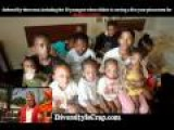 Florida Welfare Queen 33 Yr Old Angle Adams 15 Kids