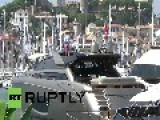 France: Super-yachts Shine At Cannes Festival
