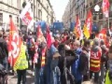 French Parliament Debates Controversial Labour Laws As Street Protests Grow
