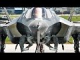 F-35 Cannon In Action - 25mm GAU-22 A