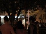 Fight : Guy Gets Jumped After Hitting Female Downtown Austin 2014