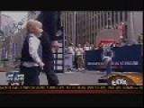 Fox News Anchor Injures Trick Shot Titus