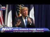 FNN: FULL Donald Trump Rally In Urbandale, Iowa