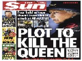 Four Islamic Terror Suspects Had Allegedly Hatched A Murderous Plan To Stab The Queen Elizabeth