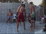 Funniest Pool Party Ever W Slowmo