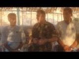 FSA Colonel Uqaidi Met With YPG PKK Communist Terrorists To Discuss On How To Fight IS Islamic State