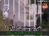 FSA Terrorists In Syria Film Themselves Sniping Civilian Cars Near Damascus