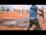 Free Syrian Army Embarrassing Circus Training Video