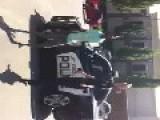 Fun-Loving Arkansas Officer Nae Naes With Rapper London Fresco