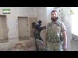 F.S.A. DESTROYING ANCIENT ARCHITECTURE IN ALEPPO!