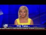 Fox's Gretchen Carlson Goes Off Script: I'm 'taking A Stand' For Banning Assault Weapons