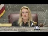Florida Judge - Her Wall Of Shame - Flashing Her Badge