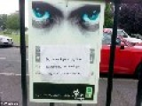Fury After Poster Discovered Near Popular London Park Warns Dog-walkers To Stay Out Of 'Islamic Areas
