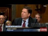FBI Director Comey Says 'There Is No Evidence' Hillary Clinton Broke The Law