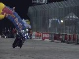 Fabulous Control Over A Motorbike