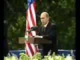 First Great Historic Vladimir Putin Speech 2001 USA George Bush Subtitles