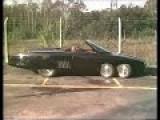 Futuristic Car - Panther 6 - 1977