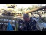 Further Deliveries Of Tanks From Ukrainian Army To Rebels