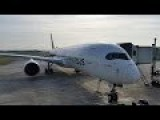 First A350XWB Media Flight