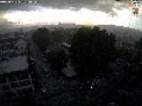 Fierce Hail Storm Strikes Mexican City Of Uruapan