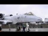 Fairchild Republic A-10 Thunderbolt II Ground Ops