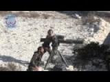 FSA Destroy Ammo Truck In Latakia, Syria 26-11-2015