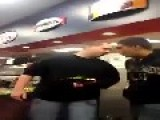 Fighting At Wendy's