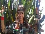 Female Peshmerga Martyr