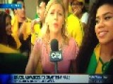 Fuck Her Right In The Pussy Strikes Again LIVE! | World Cup 2014