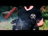 Full Auto Belt-Fed Machine Guns In SLOW MOTION