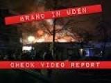 Fire In School - Feuer In Schule - Fue Dans L'ecole