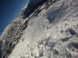 Front Flip Ski Fail