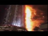 Fire Breaks Out At Dubai