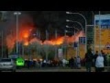 Fire Engulfs Nairobi Intl Airport Forcing Closure
