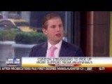 Fox Host Laughs At Eric Trump After He Claims His Father Came From 'Just About Nothing'