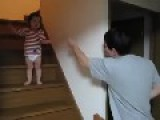 Father Vs Baby - Funny Fight