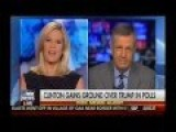 Fox News' Brit Hume Can't Believe Trump Is Already Whining About 'rigged' Polls