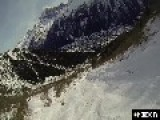 Funny ! Happy New Year Assholes - Wingsuit Flying Guys In A Butt