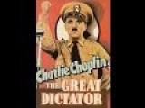 Friday Movie Special: The Great Dictator W Charlie Chaplin