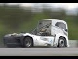 Fastest Truck Iron Knight Breaks Speed Record