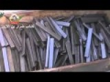 FSA Find A Stash Of WW2 Weapons And Ammunition