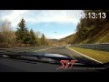 Ford Mustang GT500 Nurburgring