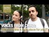 Foreigners Say They Feel Safe In China