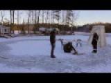 Finnish Ice Carousel