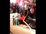 Floyd Mayweather And T.I. Fight Inside Las Vegas Fatburger