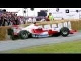 Festival Of Speed - Formula 1 Cars At Goodwood,Button,Vettlel,Surtees,Hamilton