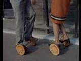 Fire Free 'hoverboard'