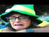 Fans Crying After Germany Vs Brazil 7-1 Semi Final World Cup 2014