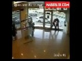 Failed Bank Robbery In Turkey